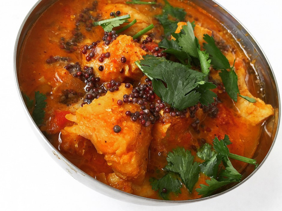 Paleo Goan Fish Curry