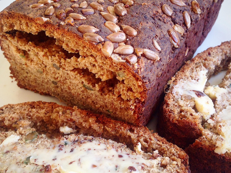 Paleo-Granary-Bread