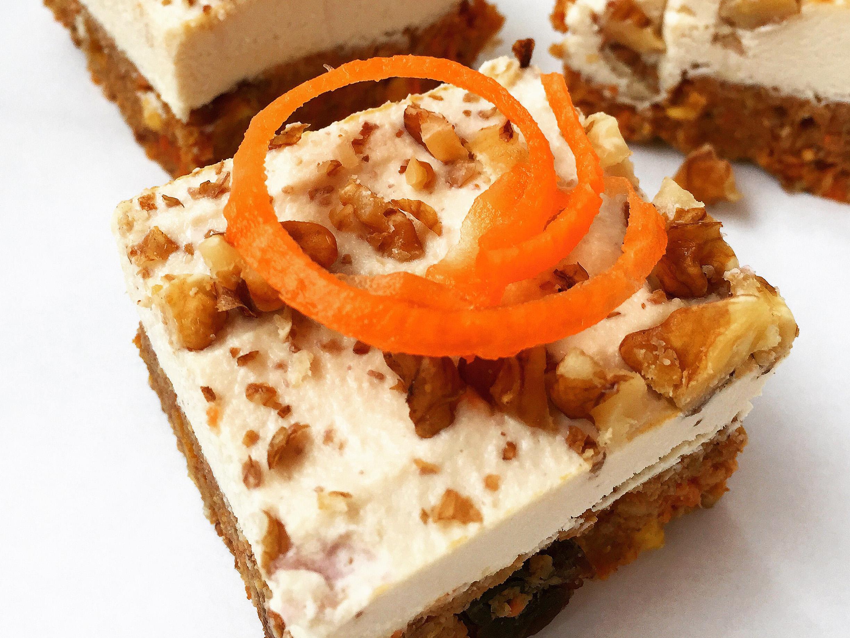 Paleo-Raw-Carrot-Cake-Squares