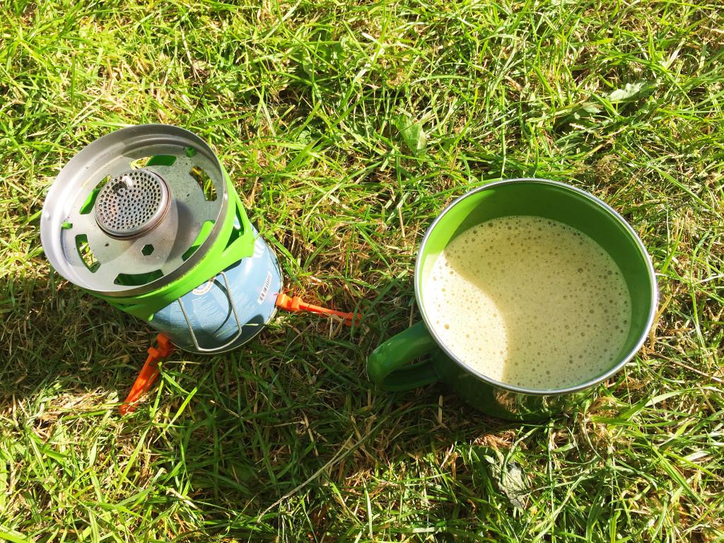 My morning Bulletproof coffee!