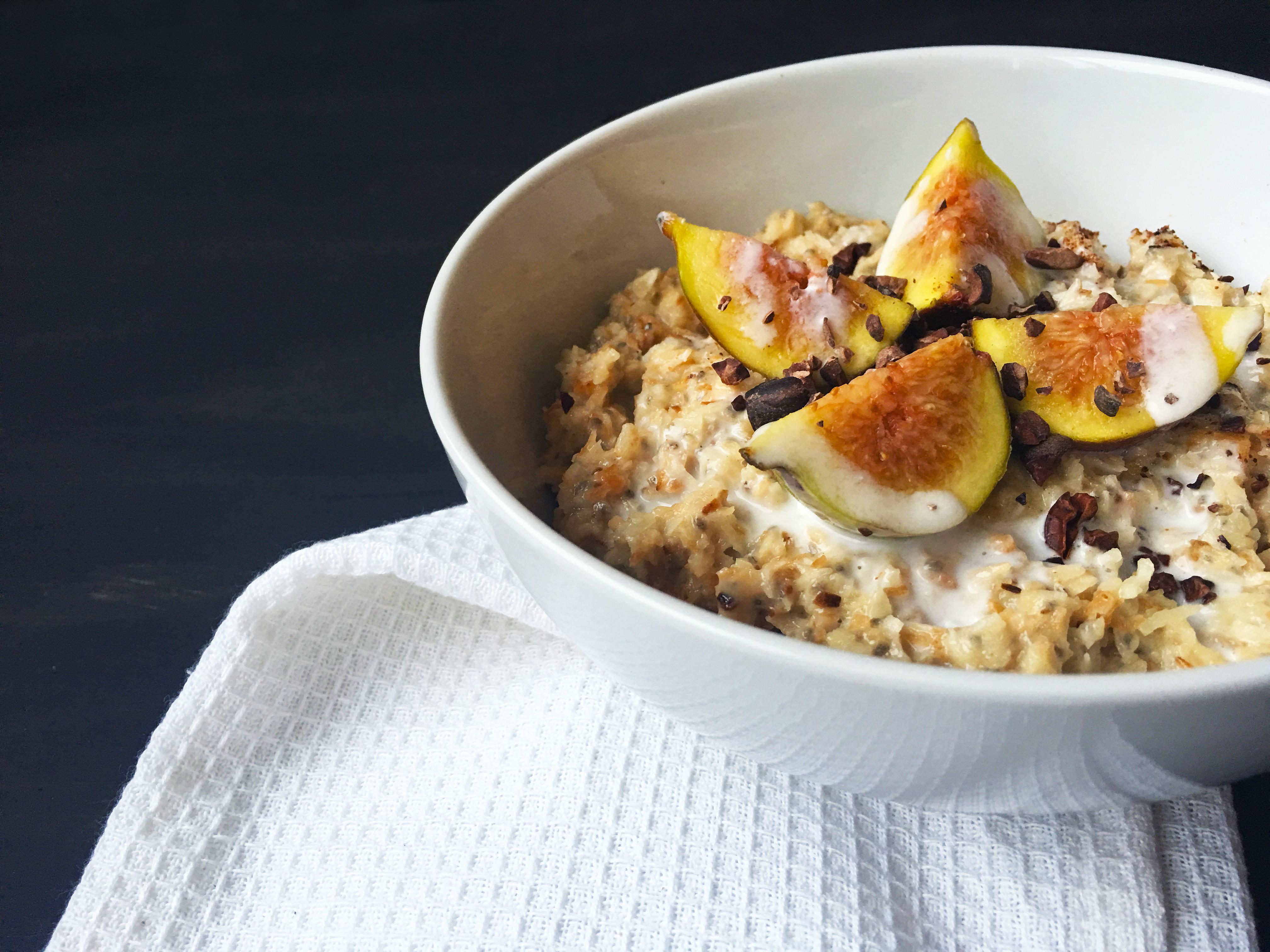 Paleo porridge