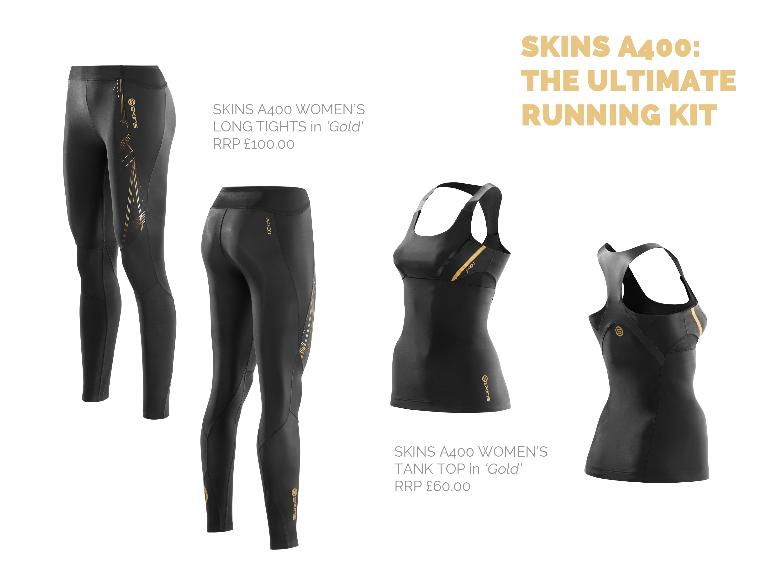 e853550b7f SKINS Women's A400 Compression Review