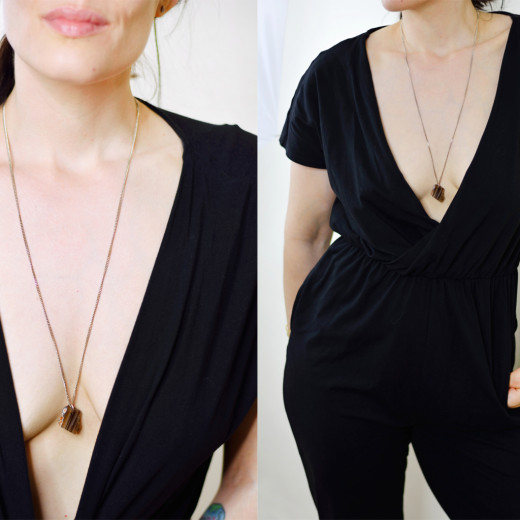 The gorgeously versatile and comfy Oliana Jumpsuit.