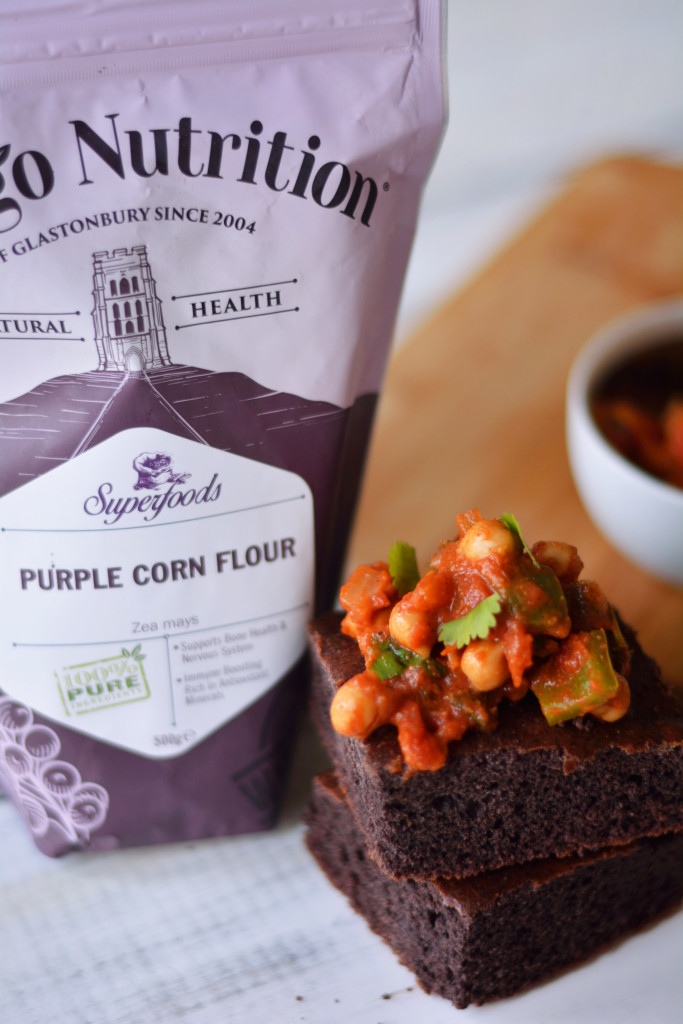purple-corn-bread-with-bbq-chickpeas-gluten-free-pegan-5