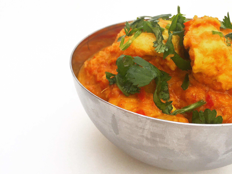 Paleo Chicken Makhani